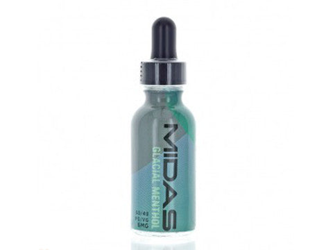 Glacial Menthol from The Vaporium  buy from The Vaporium