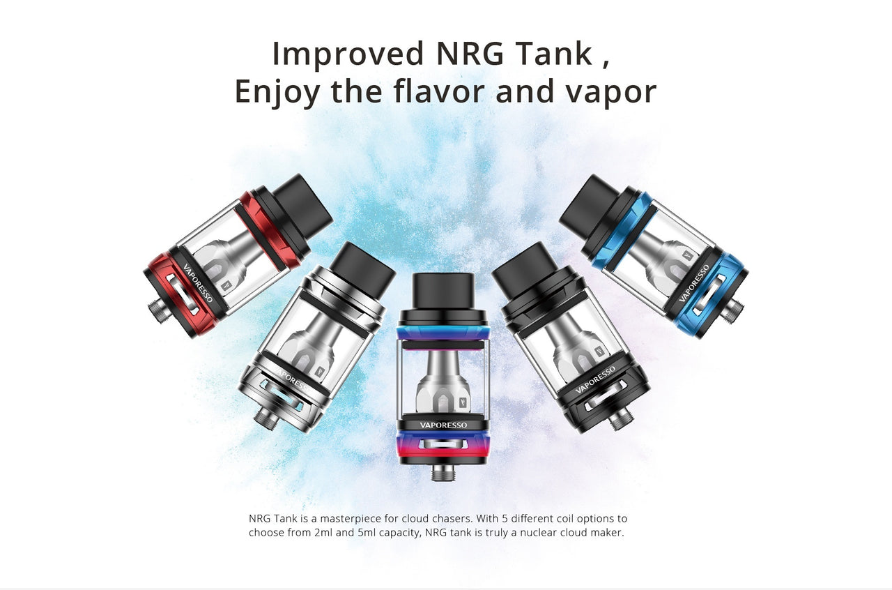 Vaporesso NRG Tank from Not specified  buy from The Vaporium