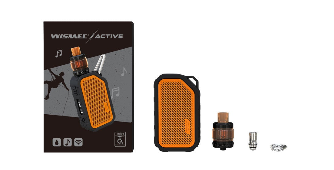 Wismec ACTIVE Kit from Not specified  buy from The Vaporium