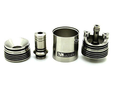 Vulcan RDA from VLS