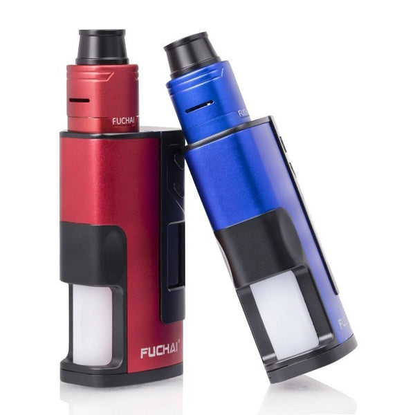 Sigelei Fuchai Squonk 213 150W Kit from Not specified  buy from The Vaporium