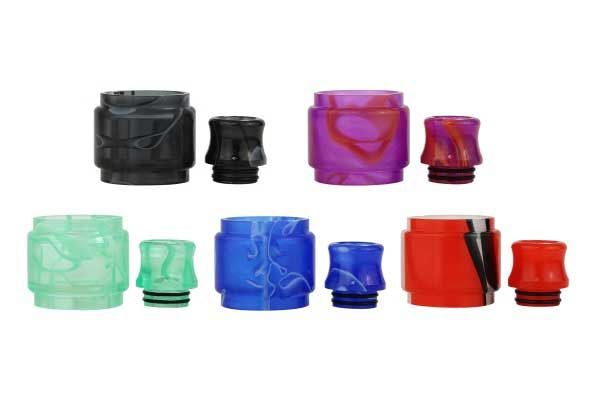 TFV12 Prince Drip Tip Kit from Not specified  buy from The Vaporium