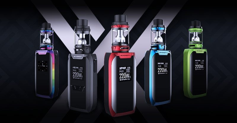 Revenger X Kit from LaTig Distro  buy from The Vaporium
