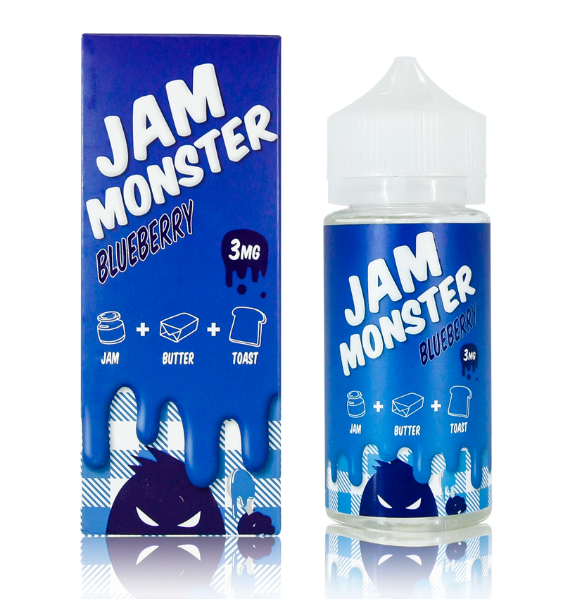 Jam Monster Blueberry from Not specified  buy from The Vaporium
