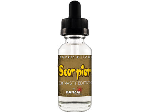 Dynasty Scorpion from Banzai Vapors  buy from The Vaporium