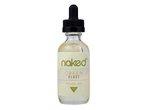 Green Blast from Naked 100  buy from The Vaporium
