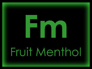 Fruit Menthol from Banzai Select  buy from The Vaporium