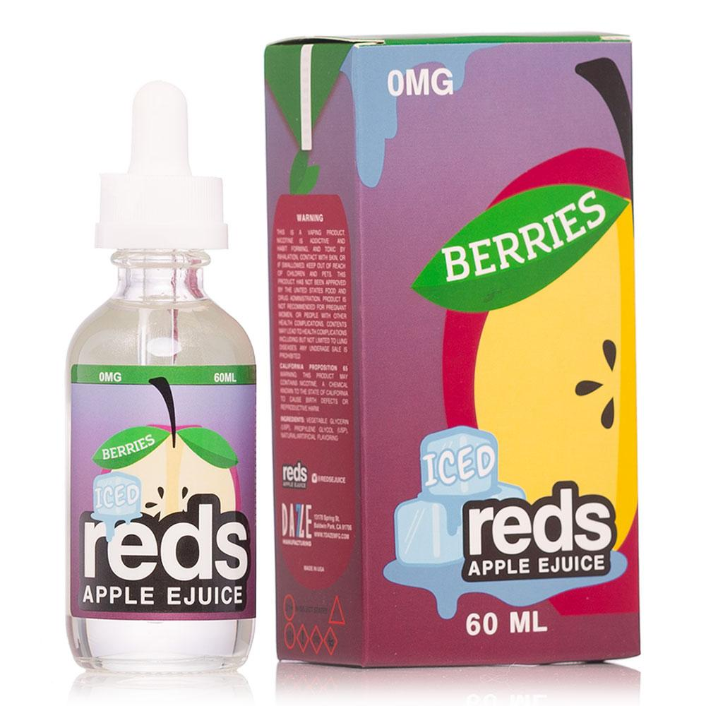 Reds Berries ICED from Not specified  buy from The Vaporium