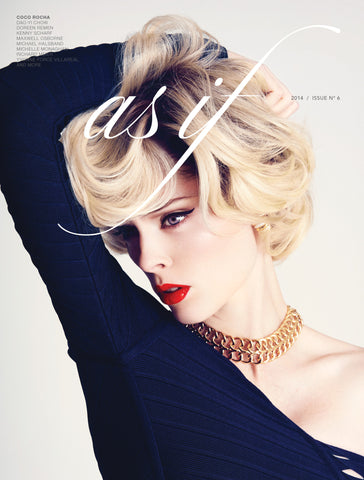 Issue nº6 / COCO ROCHA