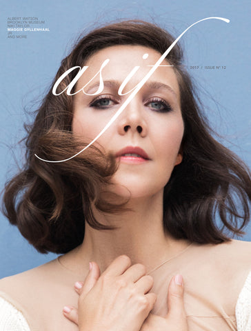 Issue nº12 / MAGGIE GYLLENHAAL