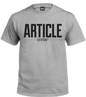 Article Wear Classic Logo Mens T-Shirt