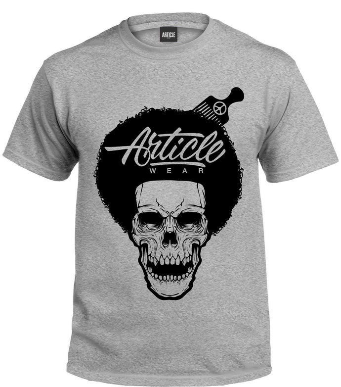 Article Wear Dead Fro Mens T-Shirt