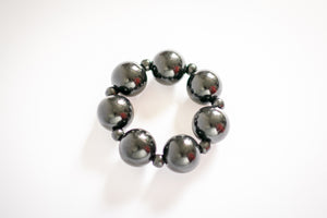 Article Wear Mixed Large and Tiny Bead Bracelet