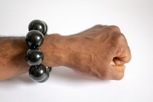 Article Wear Large Bead Bracelet
