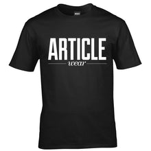 Load image into Gallery viewer, Article Wear Classic Logo Mens T-Shirt