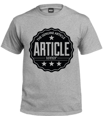 Article Wear Crest Mens T-Shirt