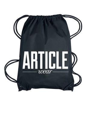 Article Wear Logo Gym Bag