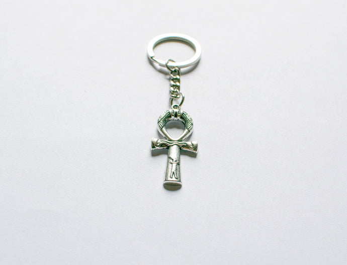 Egyptian Ankh Key Ring