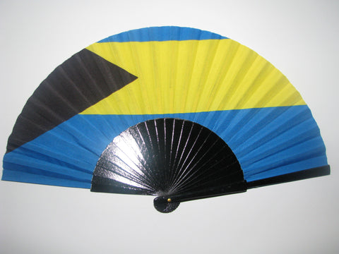 Bahamas Flag Fan