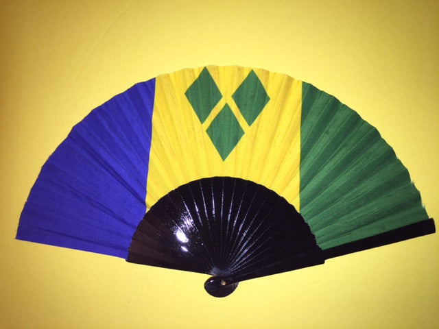St. Vincent & the Grenadines FlagFan