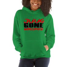 Load image into Gallery viewer, JUUG GONE WRONG Hooded Sweatshirt