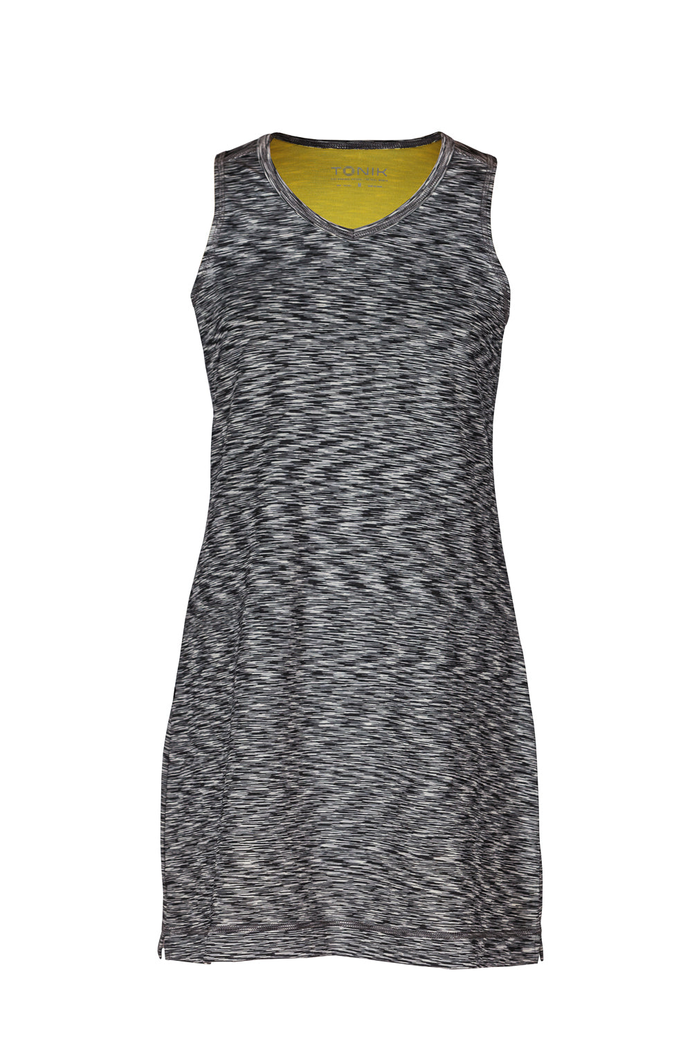 Melanie Dress, Grey