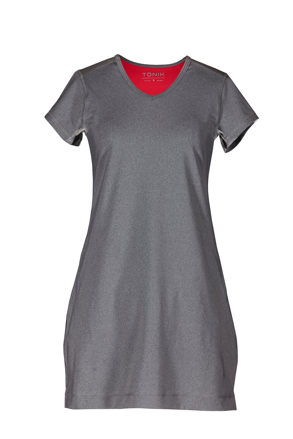 Mary Dress, Grey