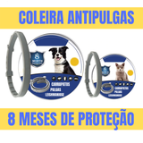 Coleira Magic Anti Pulga e Carrapato-Longa Duração - Efficient Import
