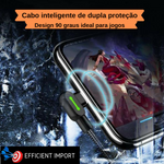 Cabo Lightning de Led para IPhone - Efficient Import