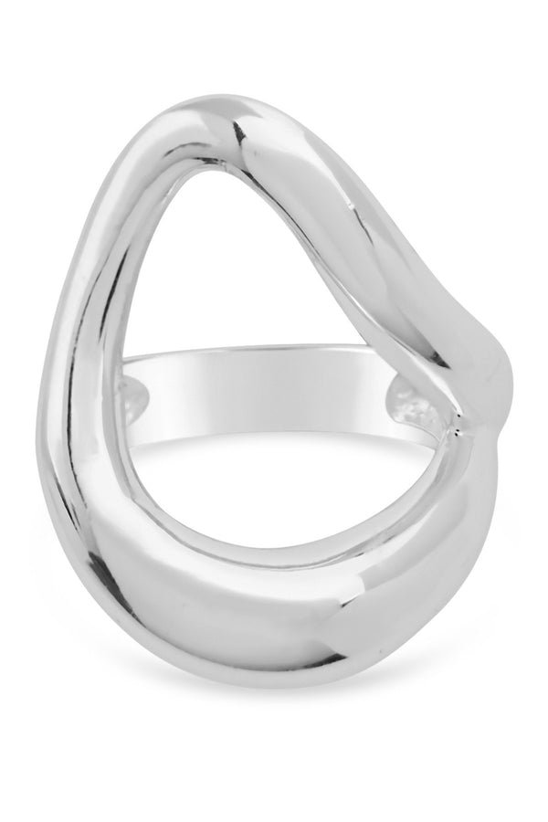 Sterling Silver Open Ring - Sterling Forever