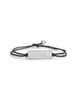 Sterling Silver Inspirational Stretch Bracelet - Sterling Forever