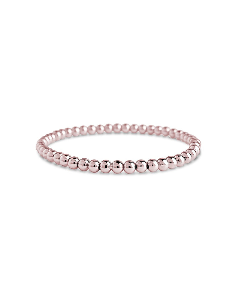 Beaded Stretch Bracelets - Sterling Forever
