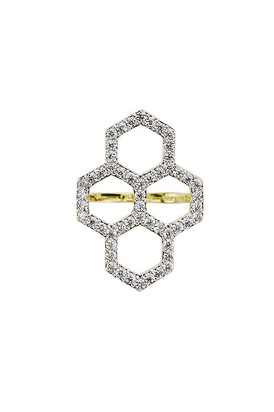 GEO DAZE OPEN STATEMENT RING