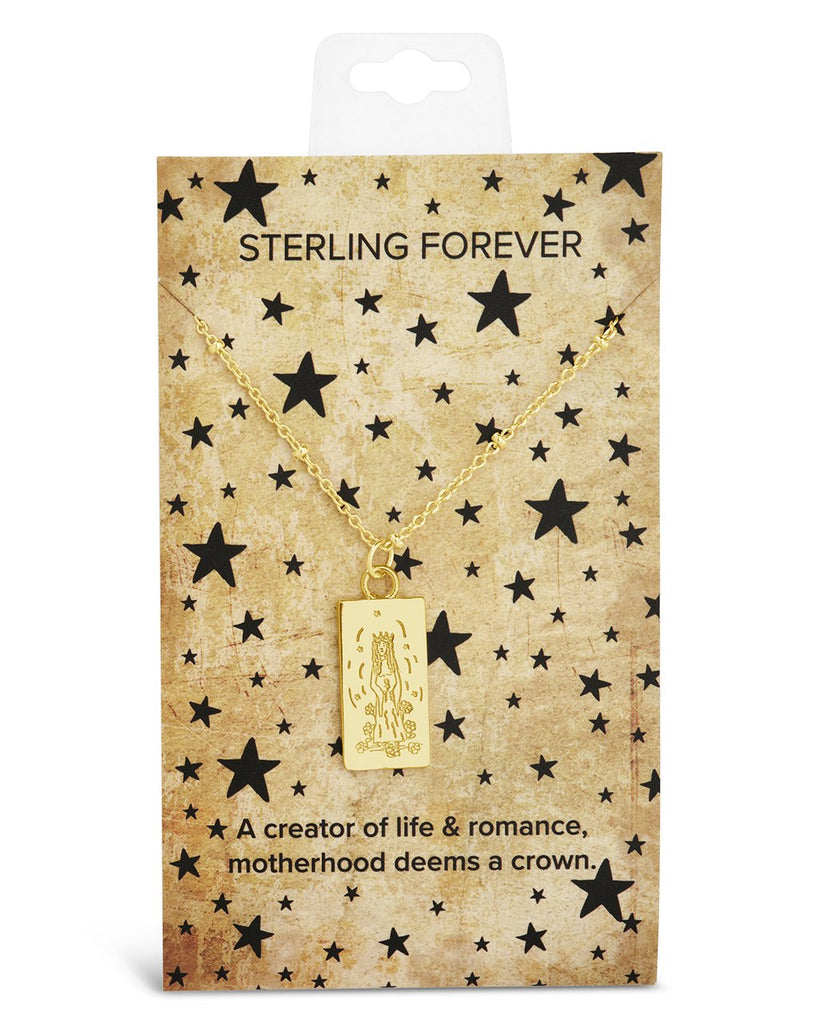 The Empress Tarot Card - Sterling Forever