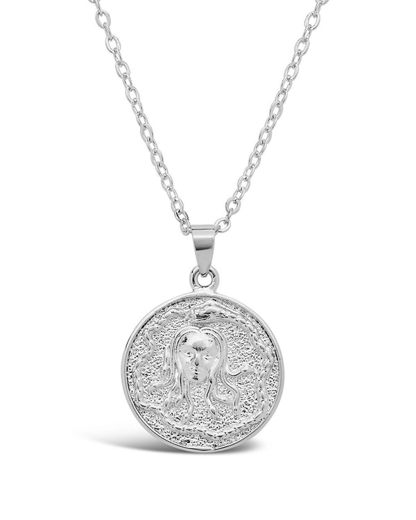 Medusa Pendant Necklace - Sterling Forever