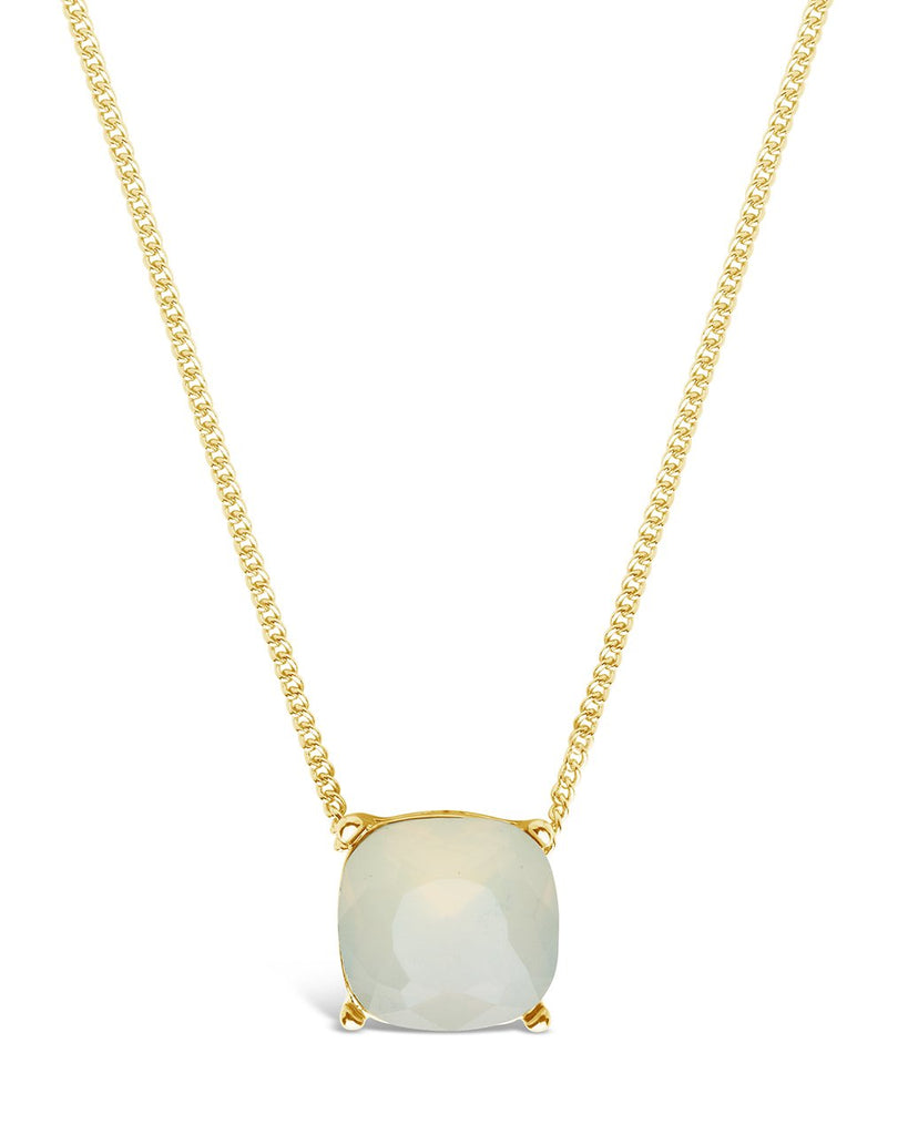 'Haymond' Necklace Necklace Sterling Forever Opal
