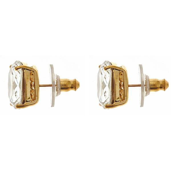 Flickers of Light Square Stud Earrings - Sterling Forever