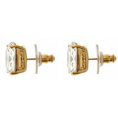 Flickers of Light Square Stud Earrings