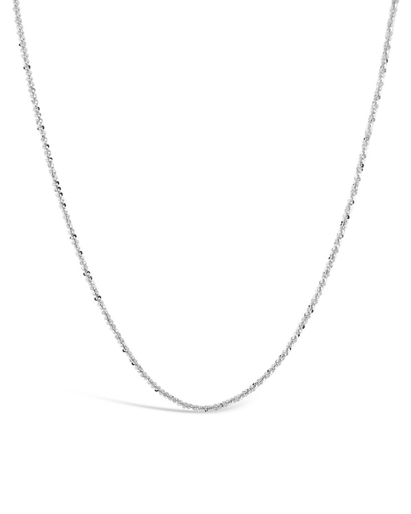 Sterling Silver Rolo Chain - Sterling Forever