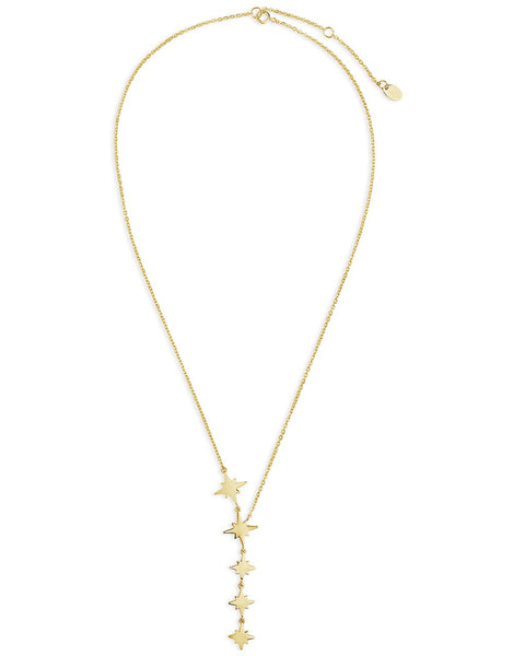 Polished Star Y Necklace Necklace Sterling Forever
