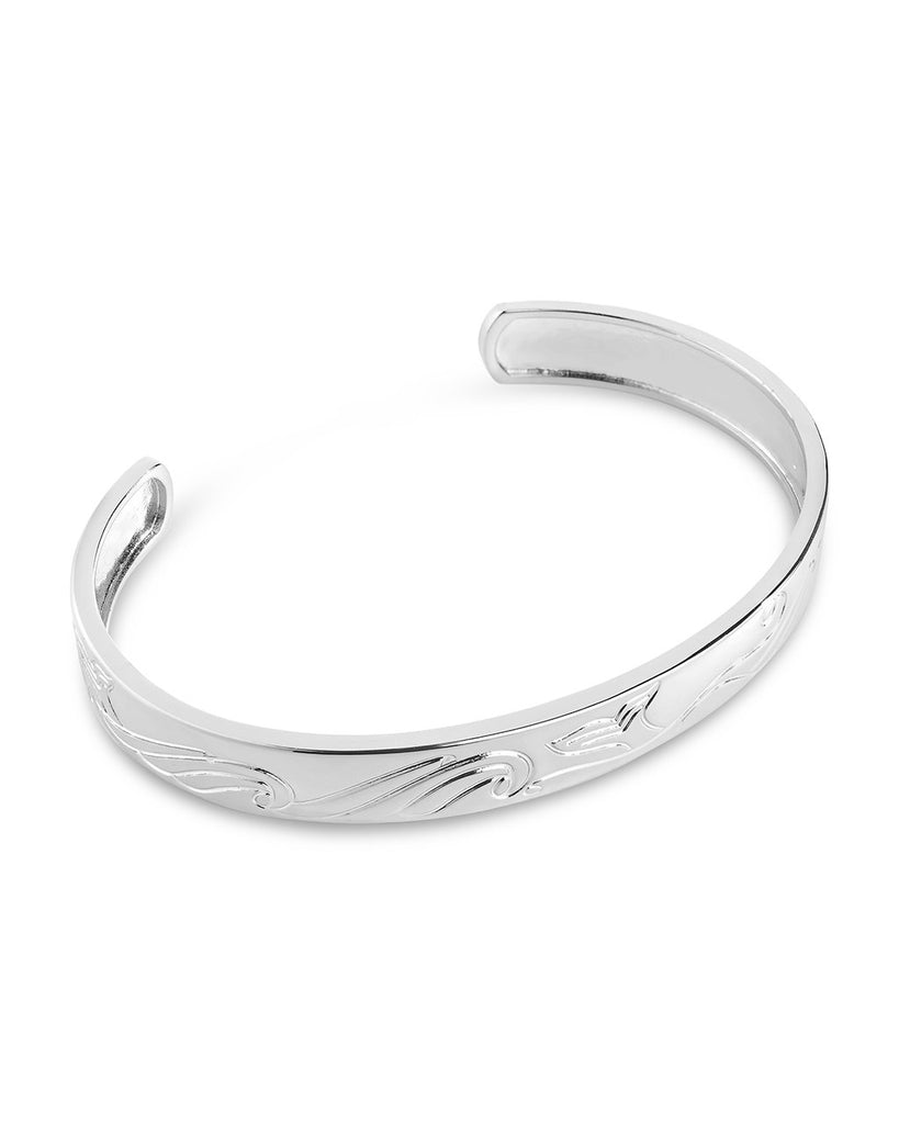 Swimming Siren Cuff - Sterling Forever