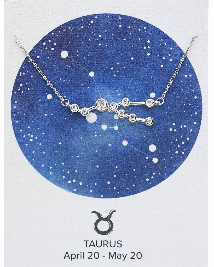 When Stars Align' Constellation Necklace - Sterling Forever