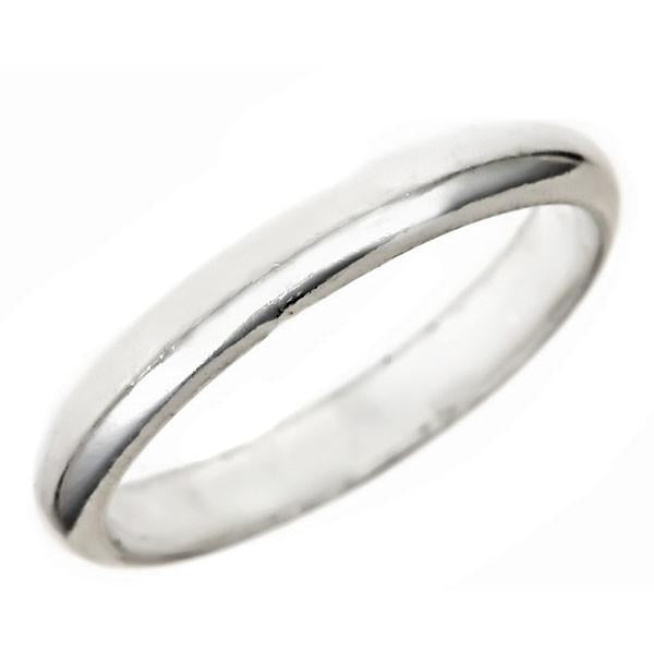 Sterling Silver 3mm Wedding Band Ring