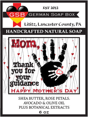 Personalized Soap: Mother's Day 04