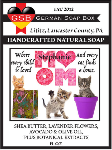 Personalized Soap: Mother's Day 03