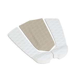 3 Piece Traction Pad - White / Grey