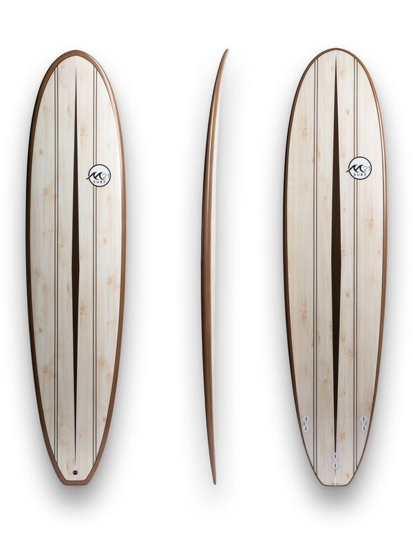 Cruiser - Wood Grain Art