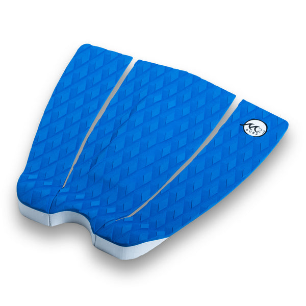 Blue Tail Pad 3 Piece
