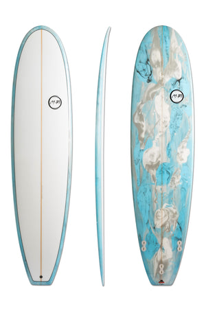 Cruiser - Blue Swirl Art Tint