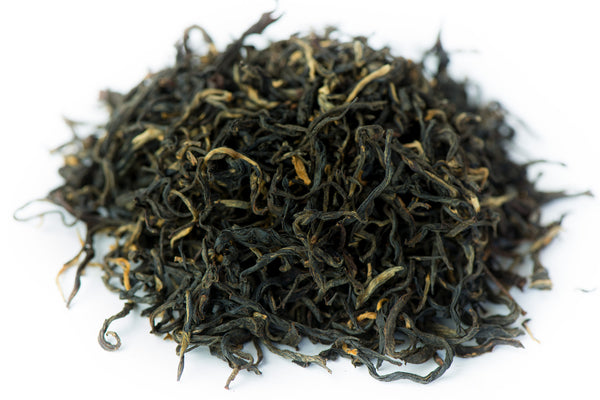 Yunnan Tips, black tea, dian hong